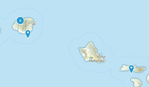 Kaua'i Map