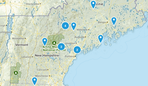 Future Trails Map