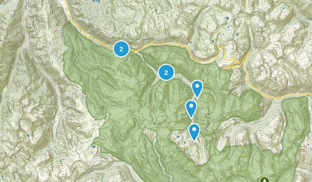 6/23 Camping Map