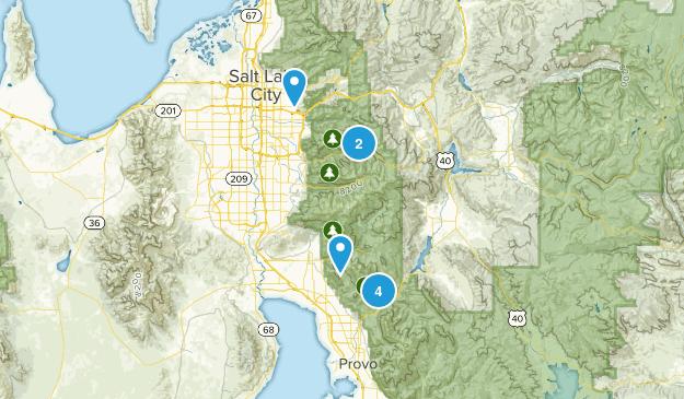 Park City Trails Map
