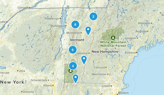 Green Mountain Map