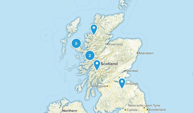 Écosse Map