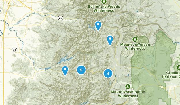 campin at yukwah Map