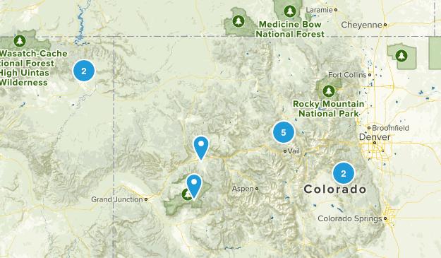 colorado 2018 Map