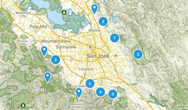 San Jose Map