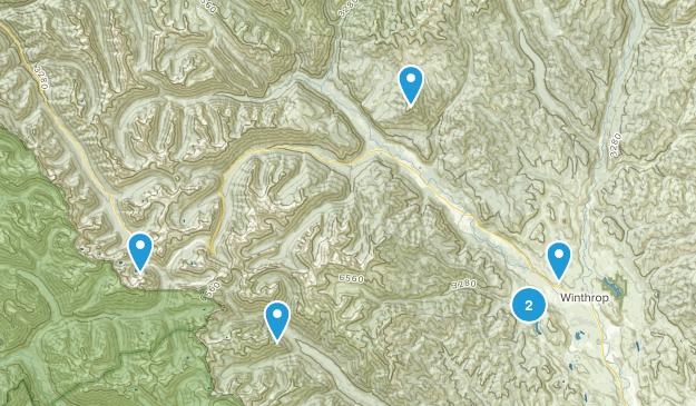 Winthrop Map