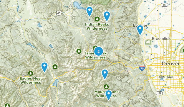try these - near Denver Map