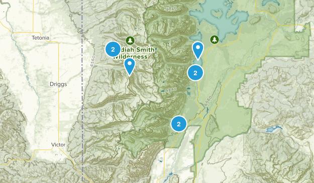 GrandTeton Map
