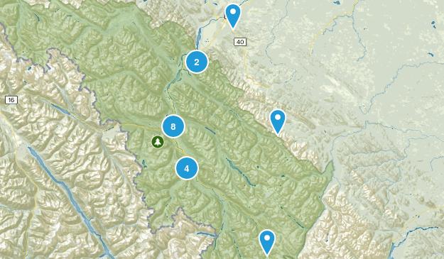 Jasper  Map