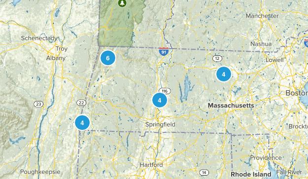 Mass Trails Map