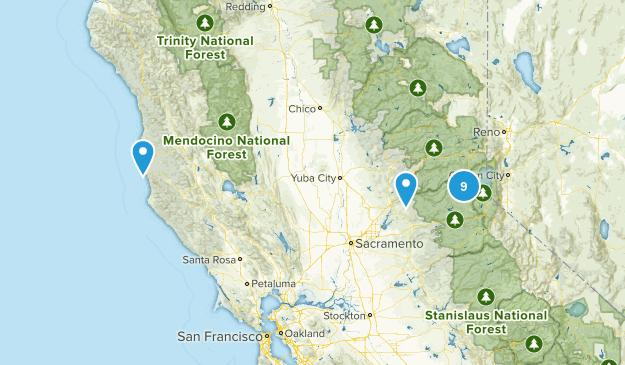 NE Cali Map