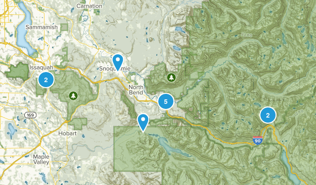 2018 Trails to-do Map
