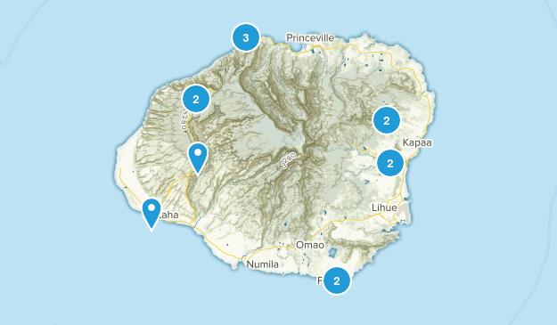 Kauai TD Map