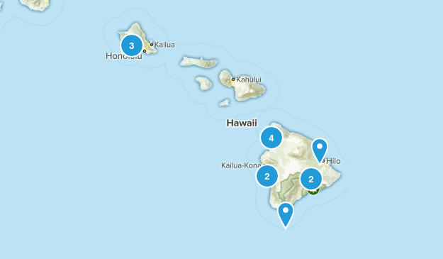 Completed Hawaii Map