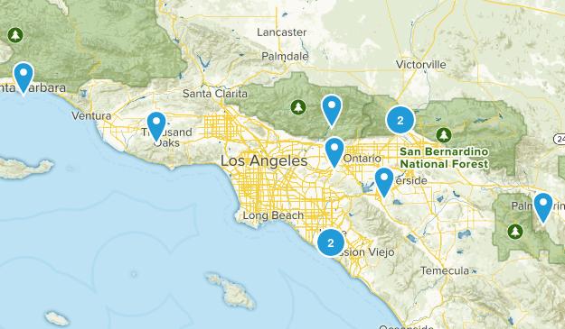 So Cal Map