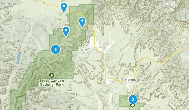 Bryce Map
