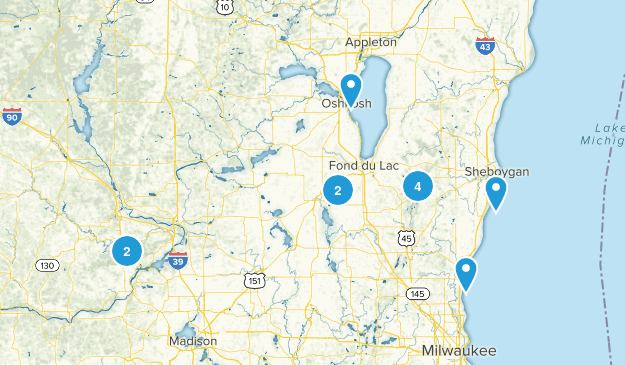 Wisconsin To-Do Map