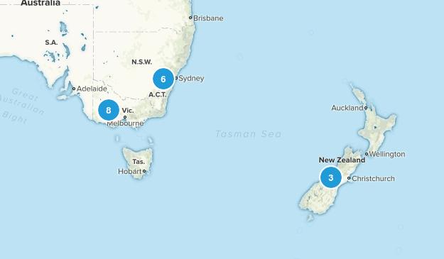 _Papa Australië  Map