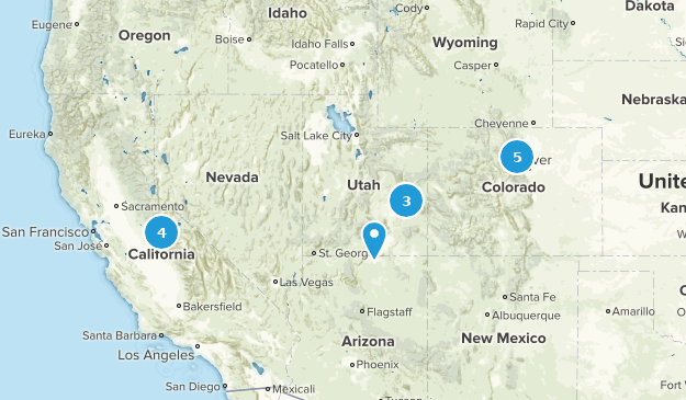 Zephyr trip! Map