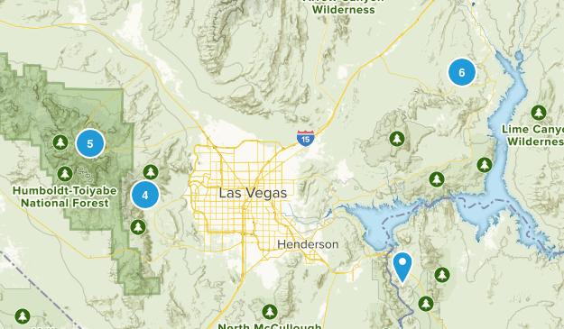 Las Vegas 2018 Map