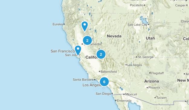 Luna CA Map