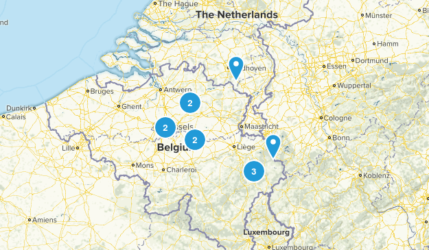 februari Map