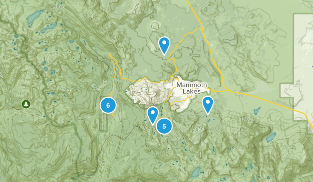 To Do - Mammoth Map