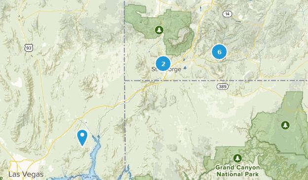 Zion trip Map