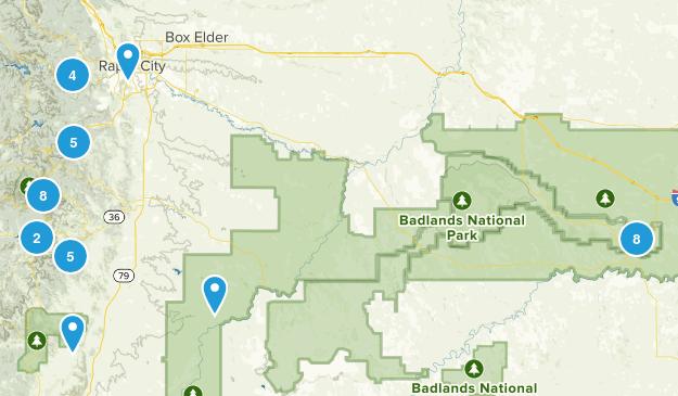bandlands Map