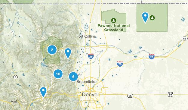 Colorado To Do Map