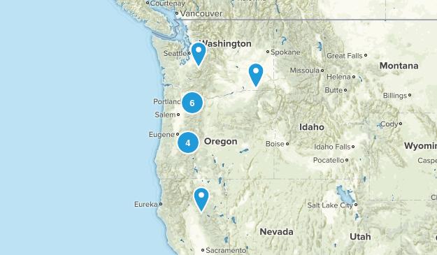 PNW 2018 Map