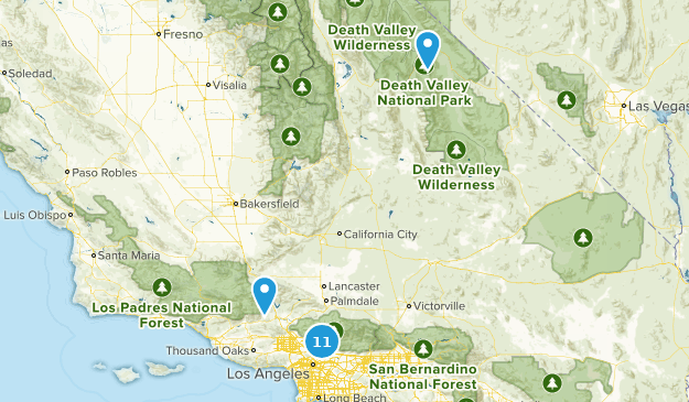 todo trails Map