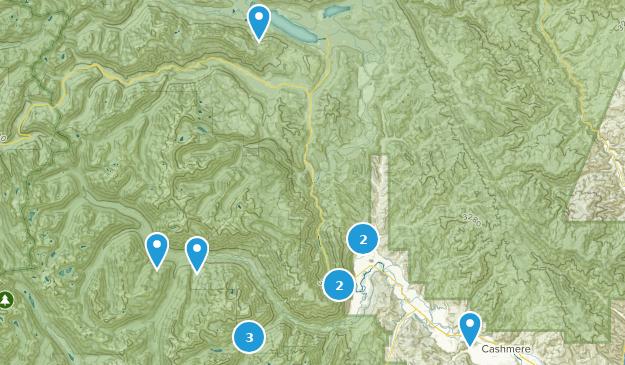 Leavenworth Map