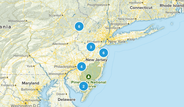 To Do NJ Map