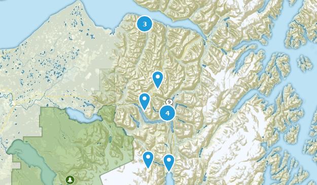 Taz 50 Map