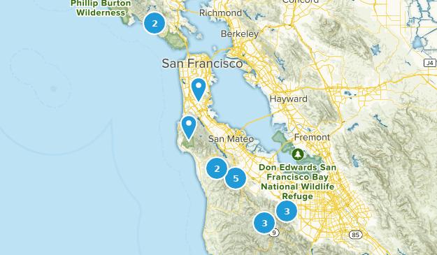 #hiketour2019 Map