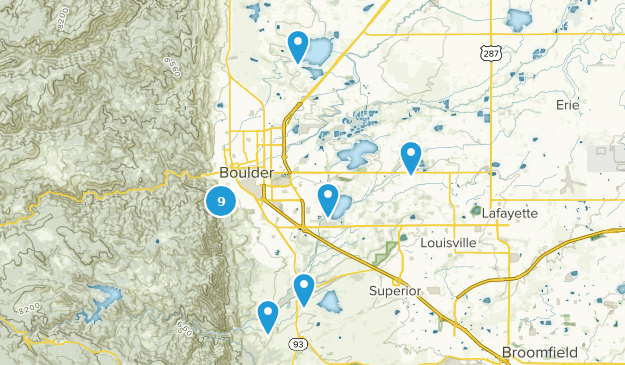 Boulder Voice and Sight Map