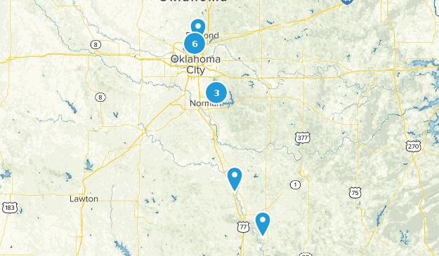near OKC Map