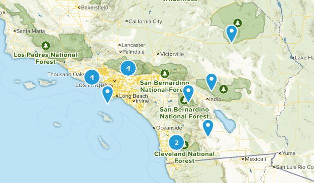 SoCal Map