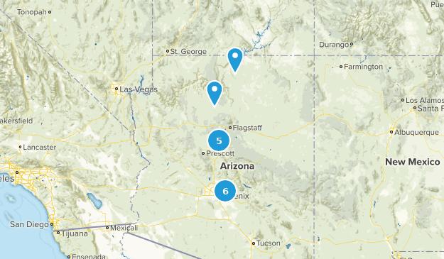 Fido Arizona Map
