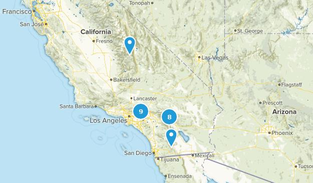 Southern California Map