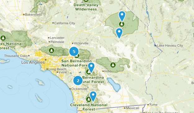 Southern CA Map