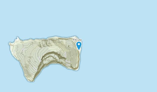 Fitiuta, American Samoa Map