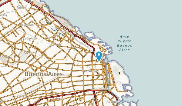 Avellaneda, Ciudad de Buenos Aires Map
