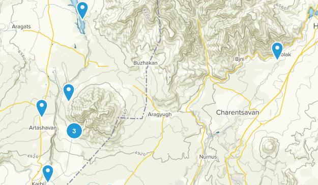 Ashtarak, Kotayk' Map