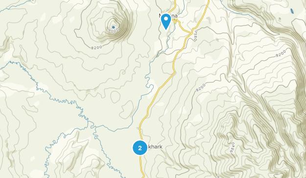 Madina, Kotayk' Map
