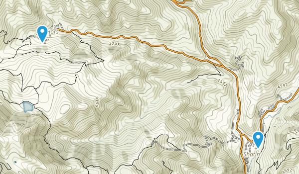 Shatin, Kotayk' Map