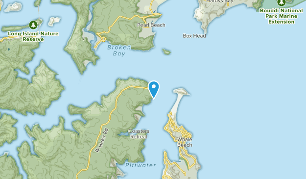 Brooklyn, New South Wales Map