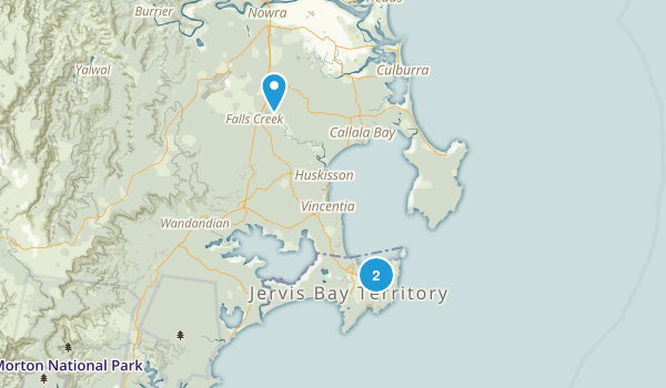 Comberton, New South Wales Map