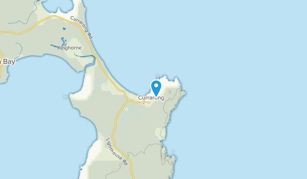 Currarong, New South Wales Map